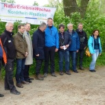 Eröffnung der NUA Naturerlebniswochen