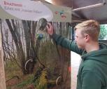 Neue Dauerausstellung im Infozentrum Krickenbecker Seen