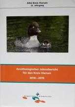 Ornithologischer Jahresbericht erschienen